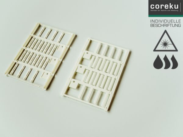 Kabelkennzeichnung UC-WMT (23X4) mit individueller Beschriftung