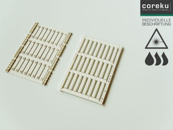 Gerätekennzeichnung UCT-EM (30X5) mit individueller Beschriftung