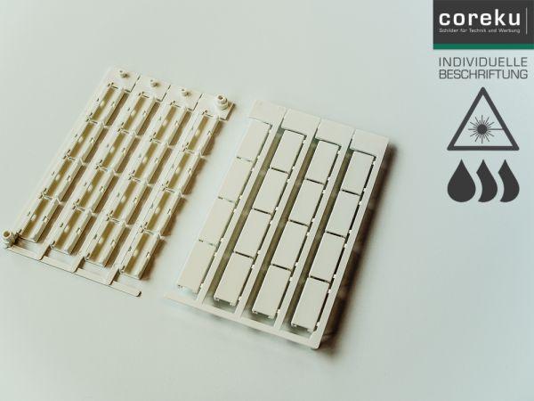 Kabelkennzeichnung BS5 mit individueller Beschriftung