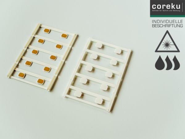 Gerätekennzeichnung UC-EMLP (11X9) mit individueller Beschriftung