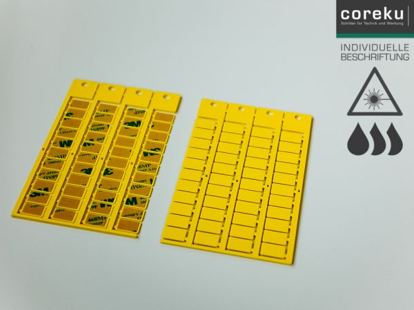 KSK 15x9 gelb